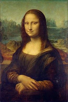 La Joconde - Léonard De Vinci (1519)